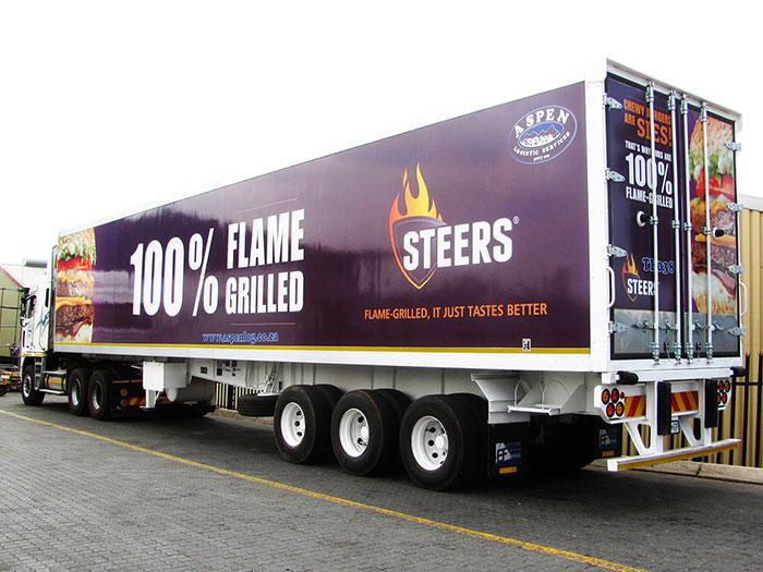 Truck & Fleet Branding