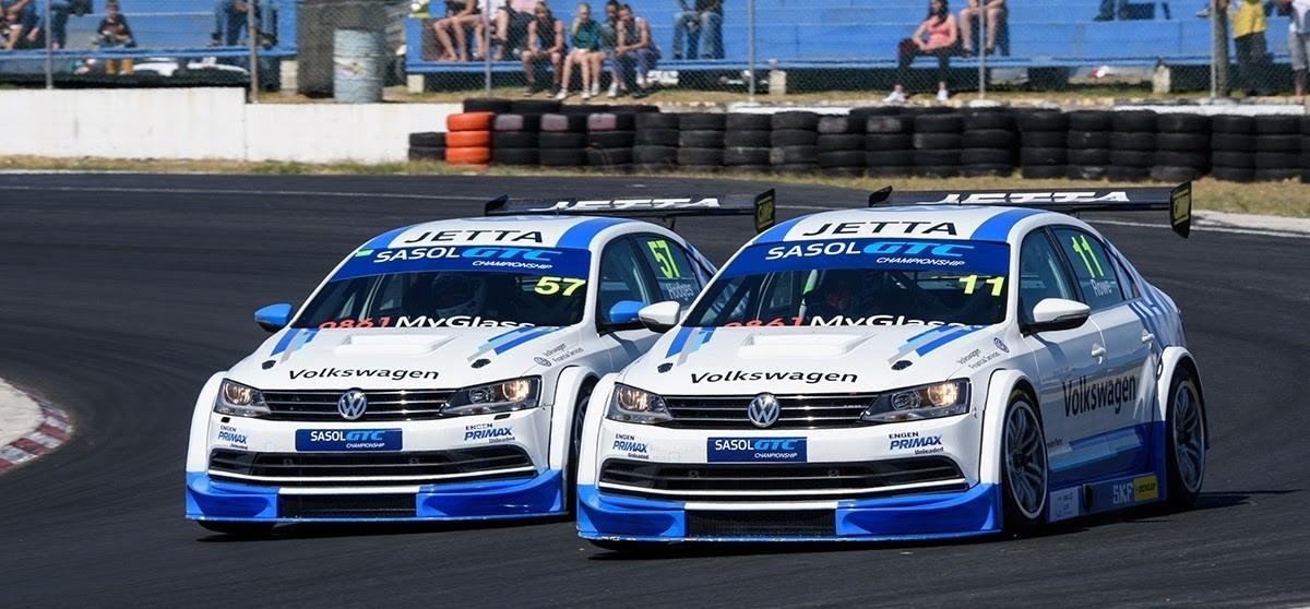 Bandit Signs – Volkswagen SA Racing