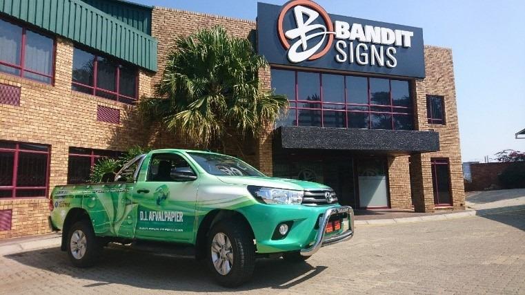 Bandit Signs – DJ Afvalpapier