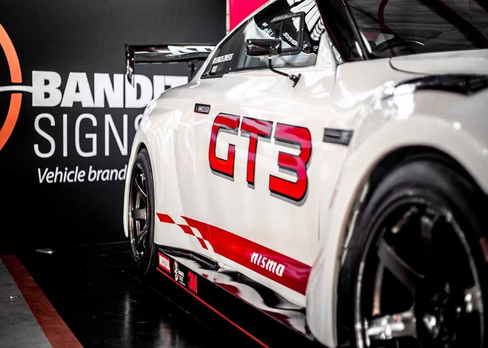 Nissan SA unveils SA built GT3 GT-R