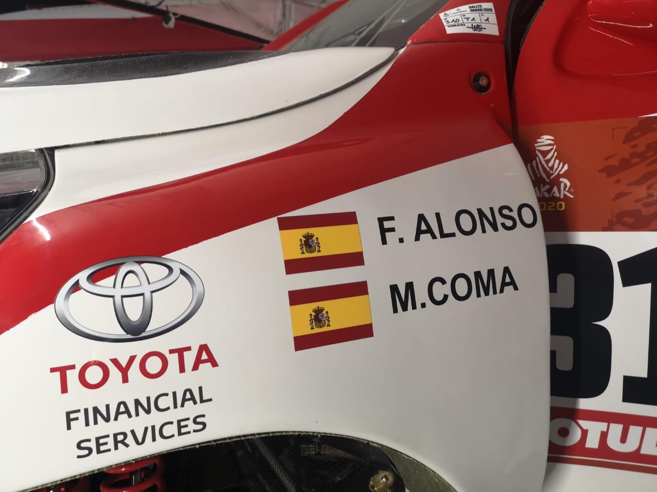 Bandit proud to be associated with Toyota Gazoo Racing team at Dakar 2020